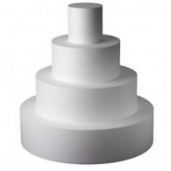 Scatolina plexiglass 5x5x5 cm confezionata con Nastro 10mm Raso