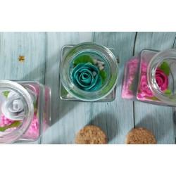 Cilindro vetro varie occasioni cm. 12,5