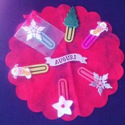 Scatolina Porta confetti Fiore in Carta con brillantini Avorio