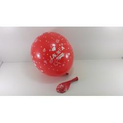 Palloncini Laurea Rossi con...
