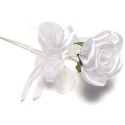 Set 16 rose grandi bianche...