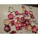 Scatolina Astuccio porta confetti PVC 10x10x2h Battesimo Nozze Riso Confetti