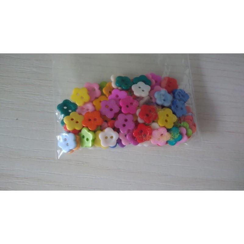 Foglio di feltro decorato da cm. 30 x 30 con spessore mm.1 cerchi e colori