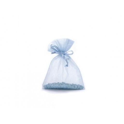 Bottiglietta Vasetto vetro Tappo sughero porta confetti