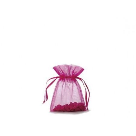 Bottiglietta Vasetto vetro quadrata Tappo sughero