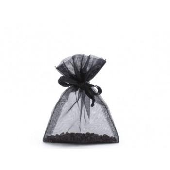 Sacchettino porta confetti in TNT Bavetta Azzurro / Rosa