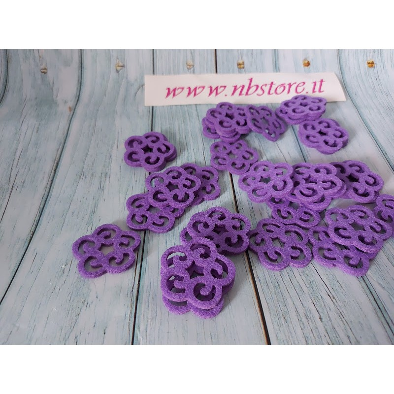 Scatolina Porta Confetti Farfalla Pois Rosa