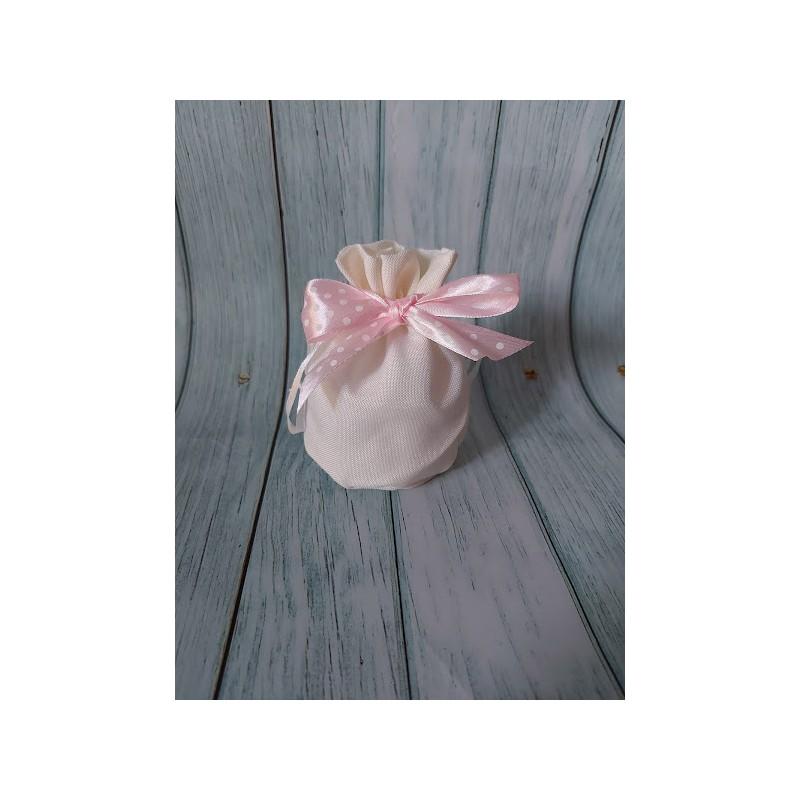 Vaso contenitore petali bianco in cartoncino porta coni con fori