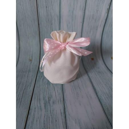 Vaso Contenitore con cordino cesto wedding per petali