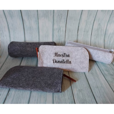 Cornice con frase personalizzata Idea Regalo Maestra con decorazioni in legno