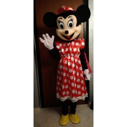 Affitto Mascotte Minnie...