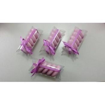 Tubo Pvc 5 confetti...